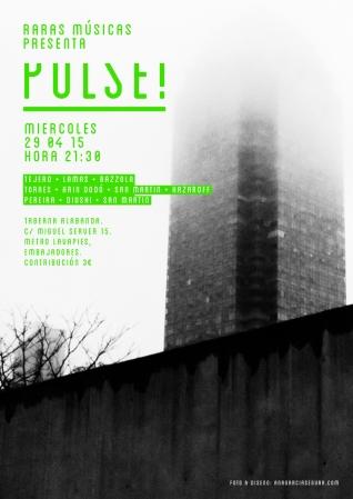 Pulse 29 de abril 2015